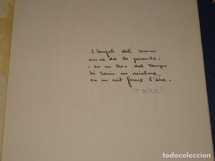 Arte: CARPETA GRUPO SILEX 5 XILOGRAFIAS,EDUARD ALCOY,HERNANDEZ PIJUAN,CARLES PLANELL,ROVIRA-BRULL,TERRI, - Foto 3 - 266516048