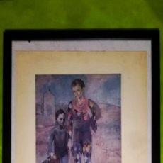 Arte: PICASSO - IMPRESIÓN ORIGINAL FIRMADA A MANO CON CERTIFICADO,EDICIÒN LIMIT Nº062 DE 200. Lote 275343813