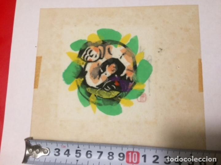 Arte: serie Pelea Kenka por Tai Ō Ōgawa (1941-) 1983 - Foto 2 - 278382253
