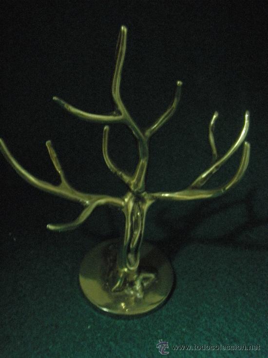 POST 666 - ESCULTURA DE ÁRBOL - 13 X 11 CMS - ESCULTURA DE ÁRBOL 13 X 11 CMS (Arte - Escultura - Otros Materiales)