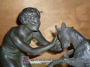 Arte: Figura art deco - Foto 5 - 15396333