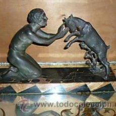 Arte: FIGURA ART DECO. Lote 15396333