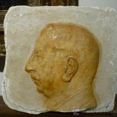 Arte: DIONIS RENART (BARCELONA 1878-1946). PLACA DE ESTUCO. 1915. FIRMADA D.R.. Lote 35443289