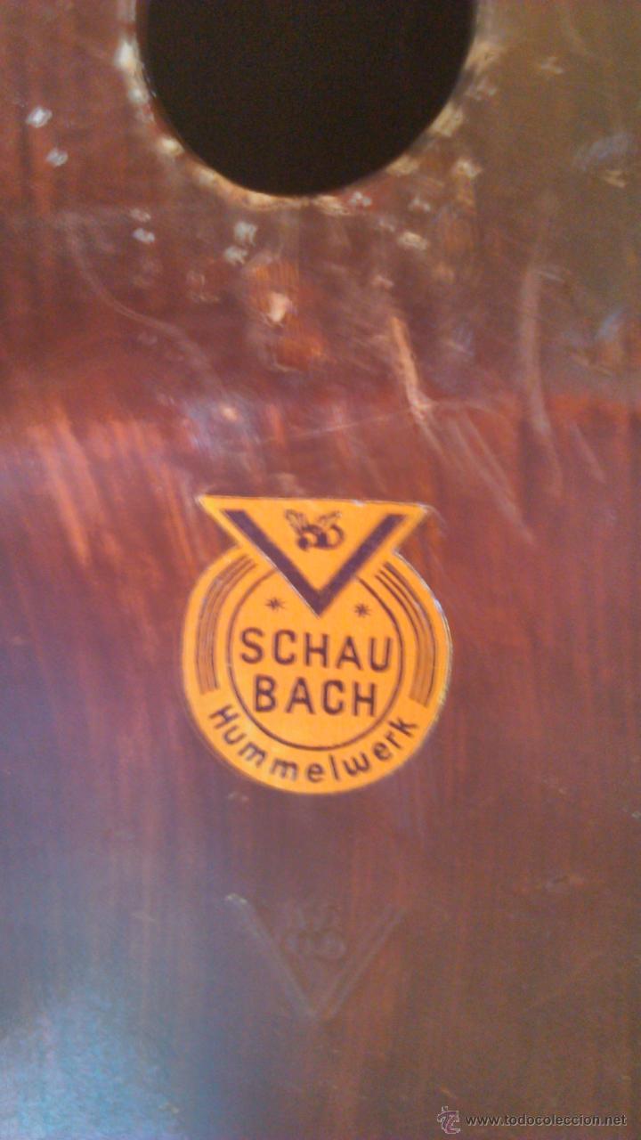 Arte: Mascara busto de pasta muy dura. Wandmaske Goebel 1959 Schaubach Hummelwerke Mai 627 - Foto 3 - 44058844