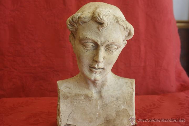 Arte: Busto de escayola (Molde) - Foto 2 - 44964889