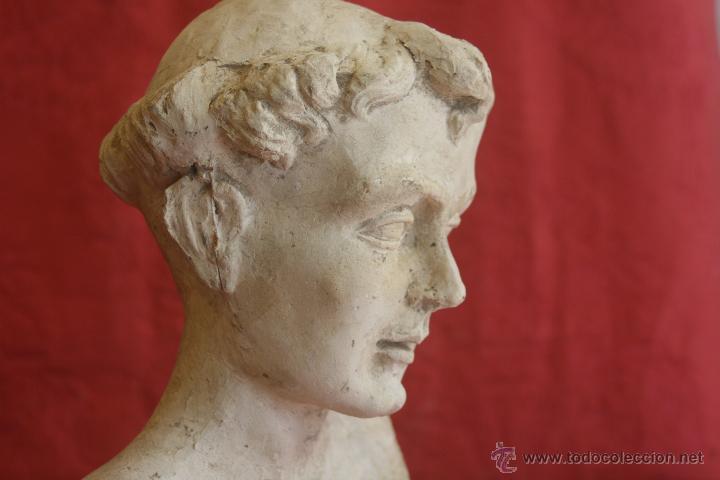Arte: Busto de escayola (Molde) - Foto 3 - 44964889