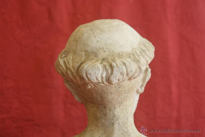 Arte: Busto de escayola (Molde) - Foto 4 - 44964889