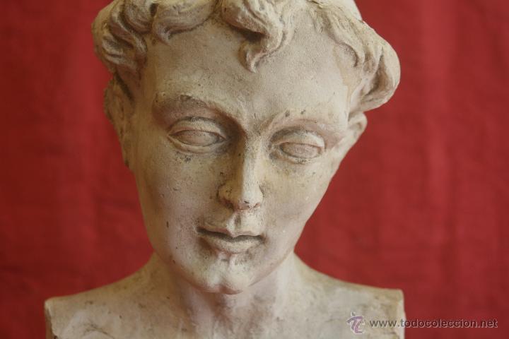 Arte: Busto de escayola (Molde) - Foto 6 - 44964889