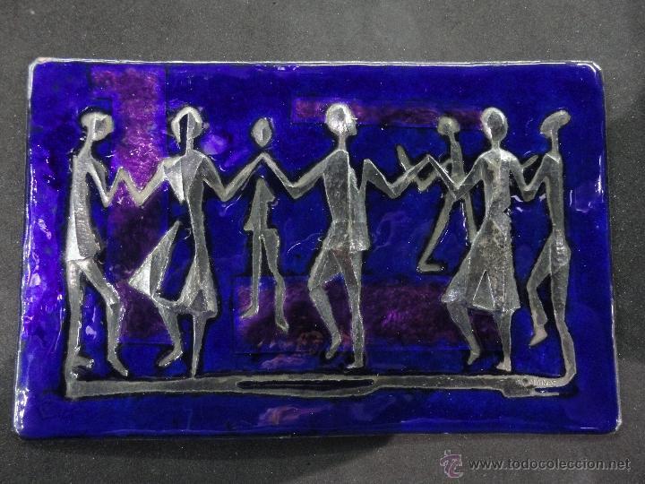 ALEGORIA A LA SARDANA (Arte - Escultura - Otros Materiales)