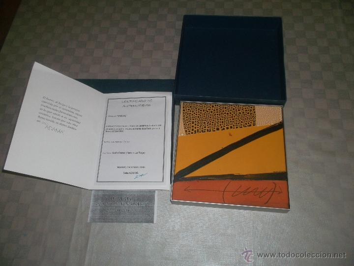 BONITA OBRA DE RAFAEL PEREZ FERNANDEZ FIRMADA PIEZA UNICA (Arte - Escultura - Otros Materiales)