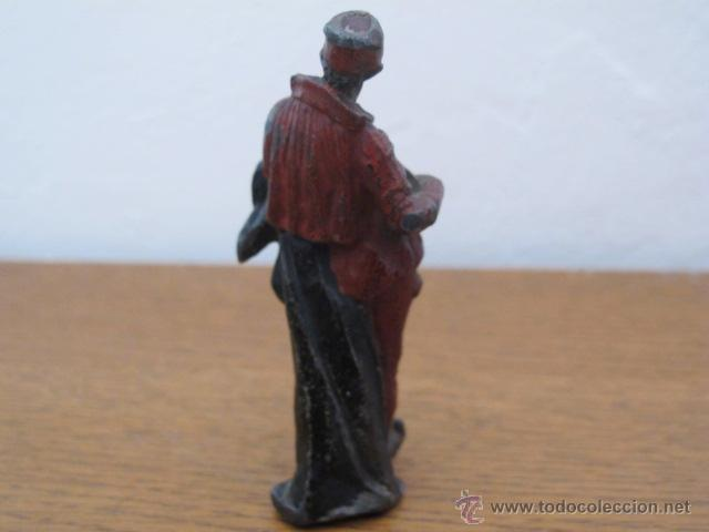 Arte: Figura antigua de metal - Foto 7 - 31327493