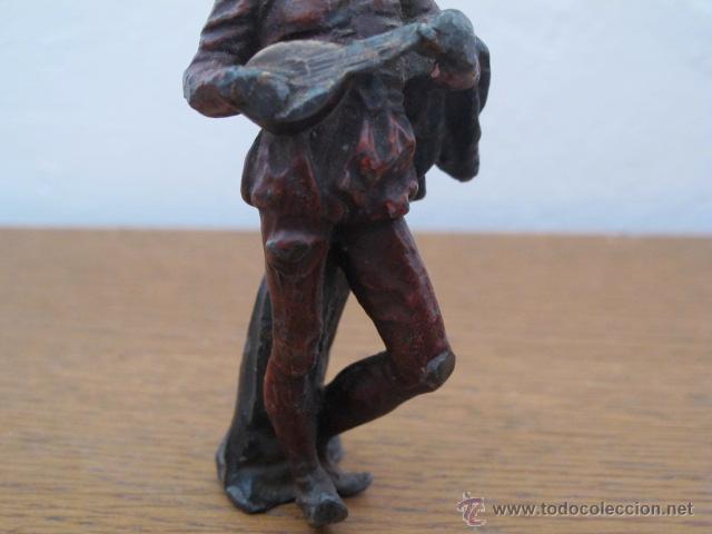 Arte: Figura antigua de metal - Foto 8 - 31327493