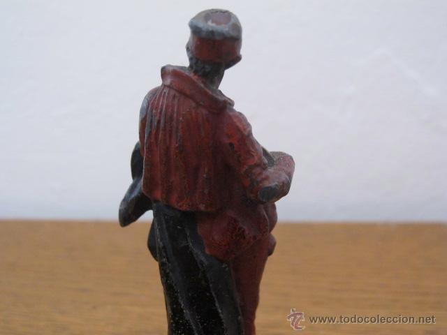 Arte: Figura antigua de metal - Foto 9 - 31327493