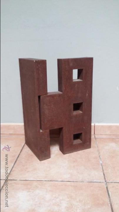 escultura valmaseda acero corten arte escultura otros materiales