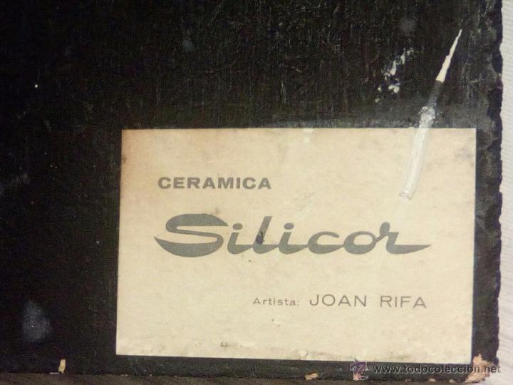 Arte: JOAN RIFA - SILICOR PLAFON DE CERAMICA - Foto 2 - 53844687