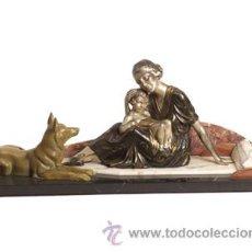 Arte: ESCULTURA-ART-DECO. Lote 54748700