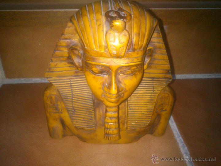 FIGURA DIOSA EGIPCIA (Arte - Escultura - Otros Materiales)