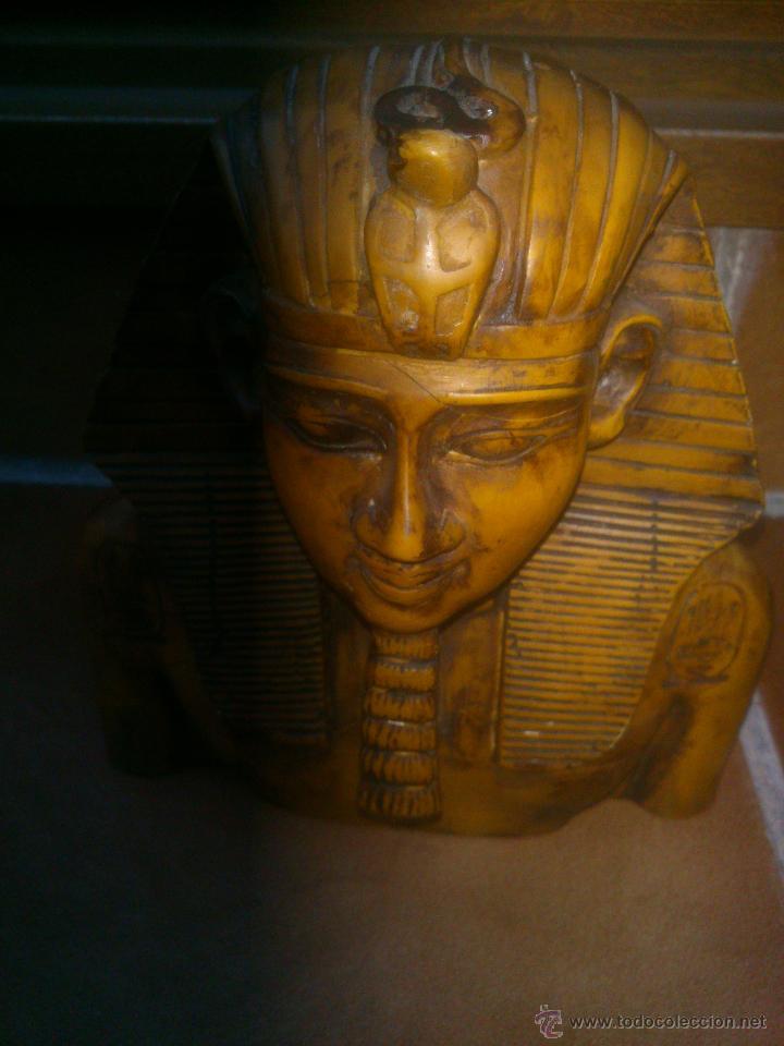 Arte: figura diosa egipcia - Foto 2 - 54830223