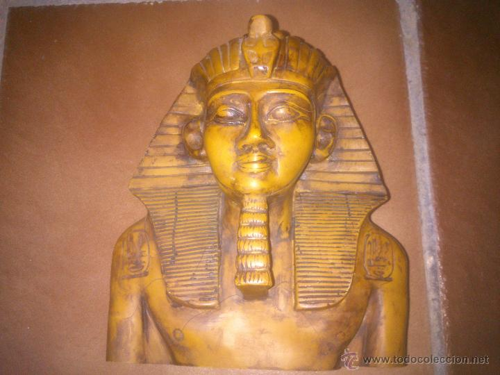 Arte: figura diosa egipcia - Foto 3 - 54830223