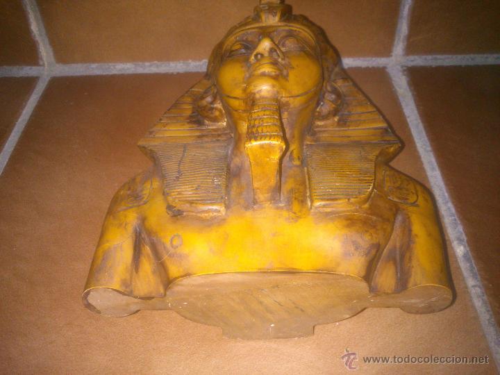 Arte: figura diosa egipcia - Foto 4 - 54830223