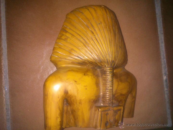 Arte: figura diosa egipcia - Foto 6 - 54830223