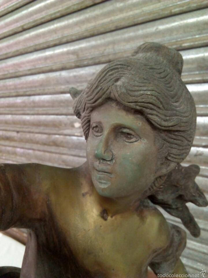 Arte: Escultura en metal - Foto 2 - 57766798