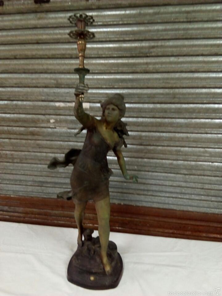 Arte: Escultura en metal - Foto 4 - 57766798