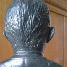 Arte: ESCULTURA DE UN BUSTO A IDENTIFICAR DEL FAMOSO ESCULTOR ALFONSO AMAYA. Lote 58296643