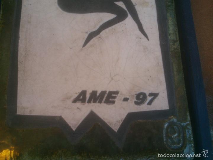 Arte: original ceramica ame 97 - Foto 3 - 58545482