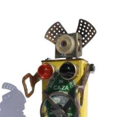 Arte: ROBOT ARTISTA DAVID TERCEÑO. Lote 59644263