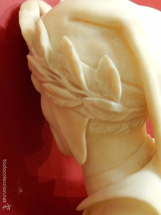Busto escultura de m rmol italiano m rmol de comprar for Marmol italiano tipos