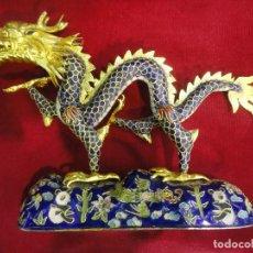 Arte: DRAGON CHINO CLOSONIER. Lote 64066855