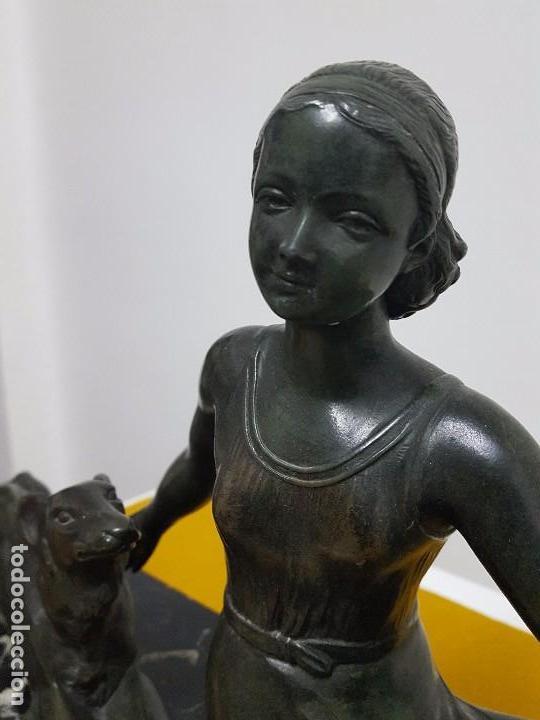 Arte: Escultura Art Déco. - Foto 4 - 66997174