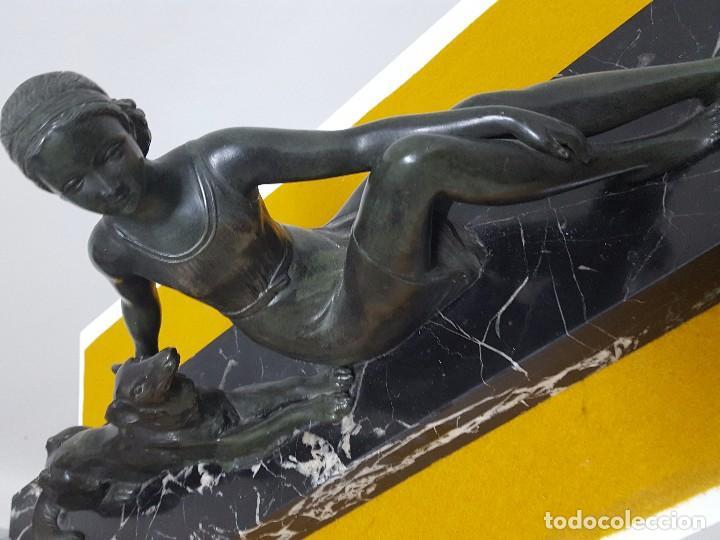 Arte: Escultura Art Déco. - Foto 5 - 66997174
