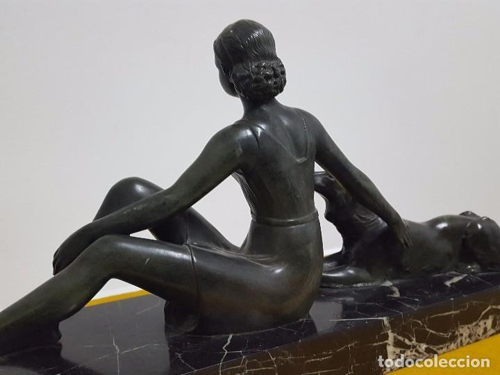 Arte: Escultura Art Déco. - Foto 9 - 66997174
