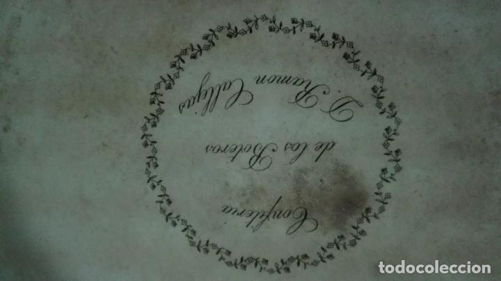Arte: plato de loza inglesa - Foto 5 - 78375801