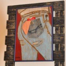 Arte: ARTE POP DE LOS 80. KEITH HARING. EL CÓDIGO DEL PAÑUELO.. Lote 87677936
