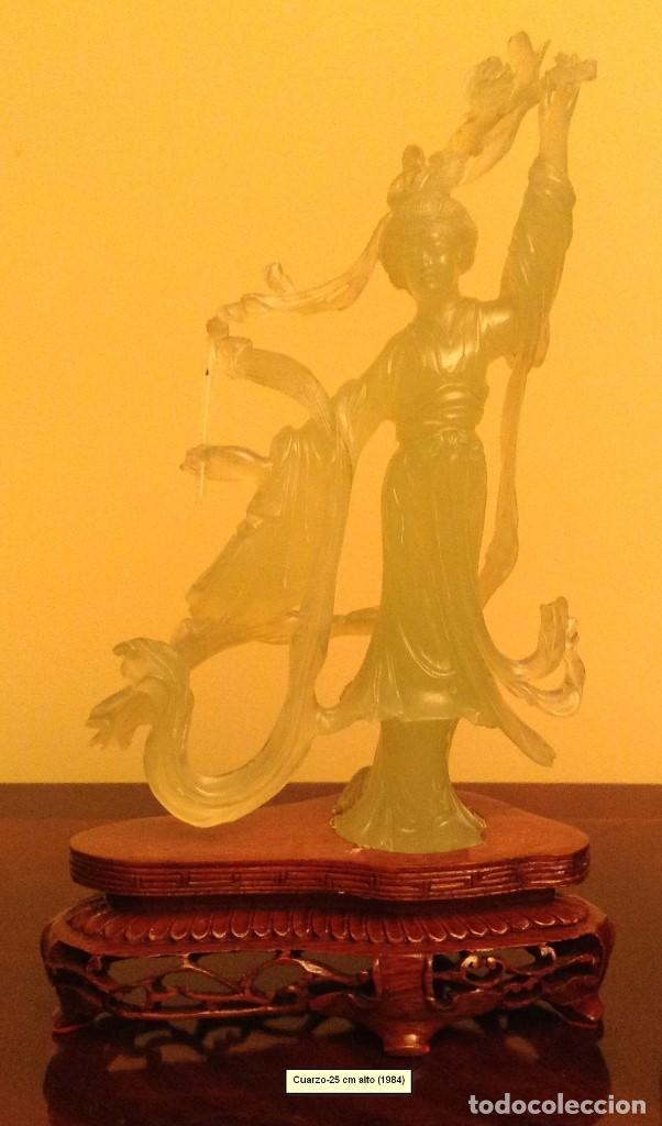 TALLA EN JADE (Arte - Escultura - Otros Materiales)