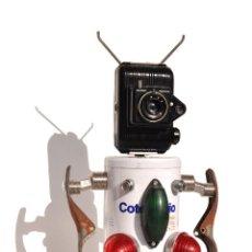 Arte: ROBOT ARTISTA DAVID TERCEÑO. Lote 101223143