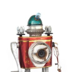 Arte: ROBOT ARTISTA DAVID TERCEÑO. Lote 101223583