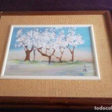 Arte: PRECIOSA CERAMICA FIRMADA POR GERAD. Lote 102504647