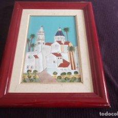 Arte: PRECIOSA OBRA DEL PINTOR Y ESCULTOR GERARD . Lote 102504927
