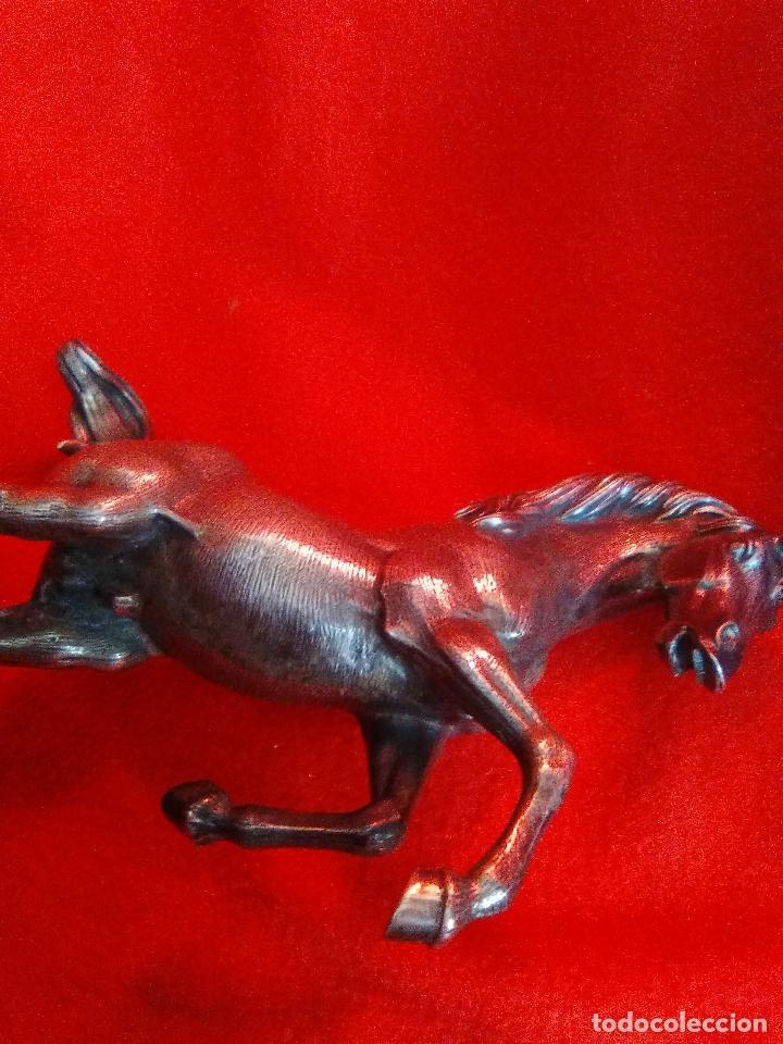 Arte: caballo de plata - Foto 6 - 103908499