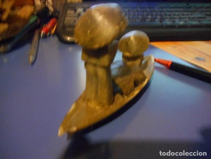 Arte: escultura en talla jade china - Foto 4 - 106670231