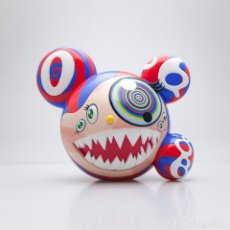 Arte: TAKASHI MURAKAMI MR. DOB FIGURE (ORIGINAL LIMITED EDITION) BY BAIT X SWITCH COLLECTIBLES - 2016. Lote 109120051
