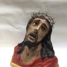 Arte: ECCE HOMO , ESCUELA ESPAÑOLA , SIGLO XIX,. Lote 112078427