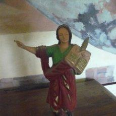 Arte: FIGURA EN RESINA DE SAN PANCRACIO ( 20 CM DE ALTO ). Lote 119101027