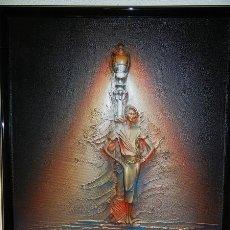 Arte: CUADRO EN RELIEVE. Lote 119542127