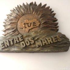 Arte: SIXTO ESCULTURA EN BRONCE PATINADO TVE - PROGRAMA ENTRE DOS MARES. Lote 128231856