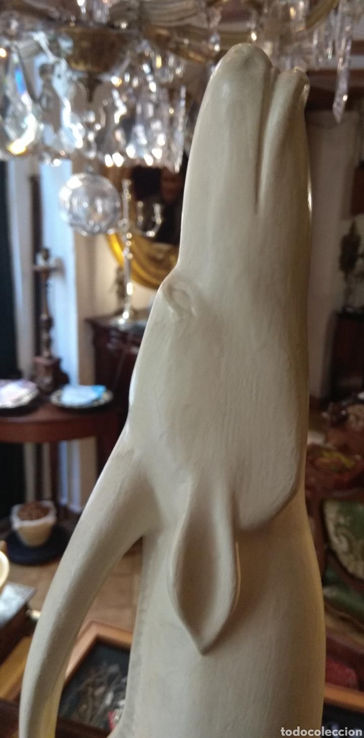 Arte: Escultura Art Deco Antílope - Foto 12 - 133251906